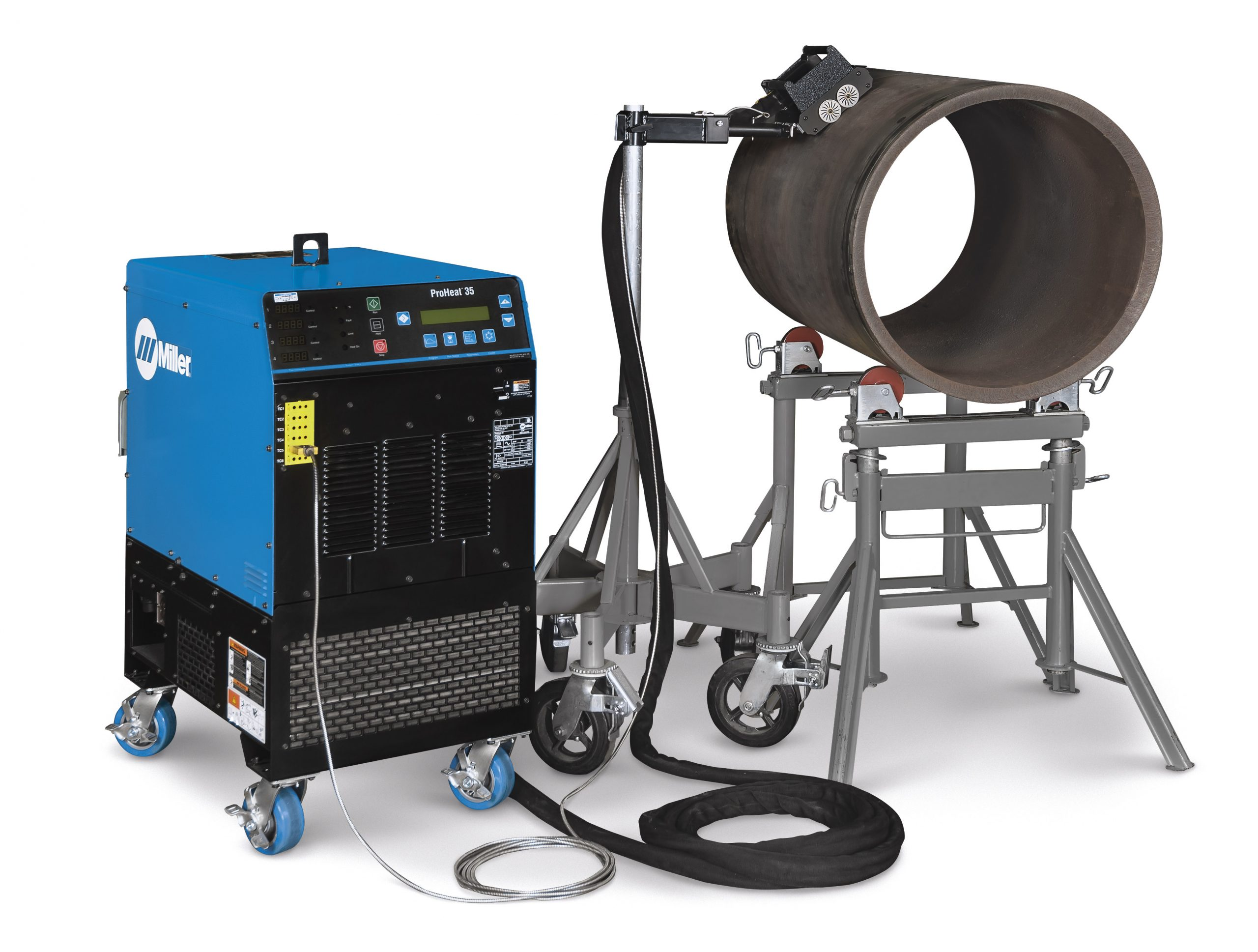 ProHeat™ 35 Liquid-Cooled Rolling Inductor